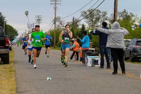 Boston Marathon Route Google Maps by Course Modesto Marathon