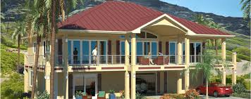 clearview ils in law suite beach house plans by beach cat homes