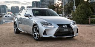 lexus is 350 price 2017 2017 lexus is model range pricing and specs new looks and more