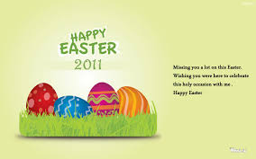 Easter Egg Quotes Easter Greetings With Missing You Quote