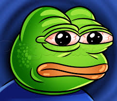 learn how to draw pepe frog characters pop culture free step by
