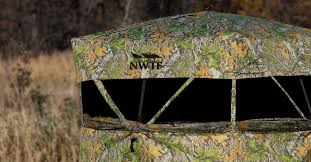 Bow Ground Blind Rhino Ups The Ante In Ground Blind Technology And Design U2013 Hunt Daily
