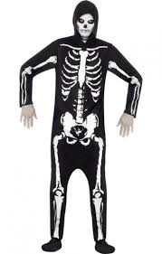 skeleton costume skeleton costume with black jumpsuit with skeleton motif