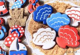 seashell shaped cookies how to make easy seashell cookies lilaloa how to make easy