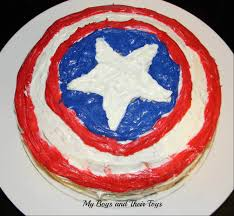 captain america cakes captain america shield cake