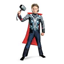 youth boys halloween costumes kids boys muscle thor avenger costume 34 99 the costume land