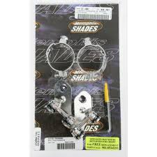 memphis shades lowers hardware kit mem9890 harley motorcycle