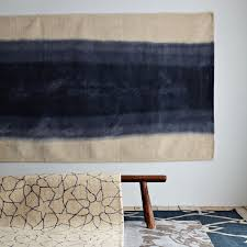 Blue Ombre Rug Navy Blue Rugs And Accessories Mad About The House