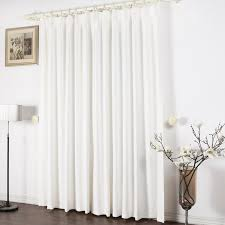 Where To Buy White Curtains White Concise Blackout Curtains For Fancy Moment Buy White