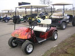 Golf Cart Flags Customizing