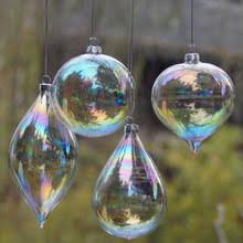 clear glass tree ornaments shopping the world