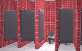 Stall Door Mod The Sims Astro Stall Door