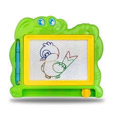 tripleclicks com magnetic drawing board craft for kids