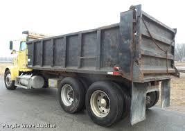 freightliner dump truck 1987 freightliner flc 64t dump truck item db2856 sold j