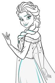 8 frozen activities colouring pages images