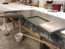 Kitchen Island Worktops Uk Concrete Worktop Archives Concrete Carrot