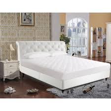 Bed Sheet Quiet Comfort Waterproof Mattress Pad Walmart Com