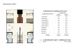 70 square meters smdc fame residences general overview