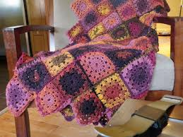free pattern granny square afghan how to crochet an afghan granny square afghan youtube