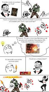 Rpg Memes - rpg memes 03 a tocha e o troll epic kingdom rpg dungeons