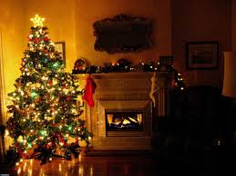christmas fireplace backgrounds 2560x1600 673 16 kb