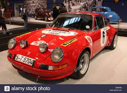 rally porsche porsche 911 s winner car of the rally monte carlo 1970 stock