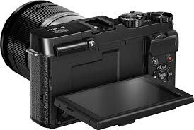 amazon com fujifilm x m1 compact system 16mp digital camera kit