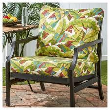 Outdoor Pillow Slipcovers Deep Seats Outdoor Cushions Target