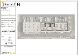Flat Roof Plan Thk 2101 Roof Design Renusol Cs60 Pv Mounting System Flat