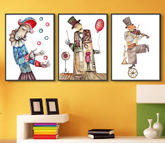 Circus Home Decor Online Buy Wholesale Circus Poster From China Circus Poster