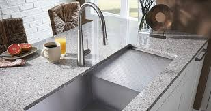 Stainless Steel Bench With Sink Bench Top Cabinetry U0026 Stainless Steel Sink Repairs A U0026j Trade