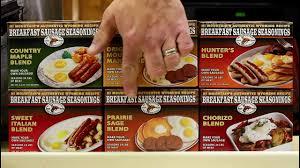making elk italian and hunter u0027s blend breakfast sausages youtube