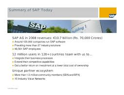 sap tutorial ppt business one ppt