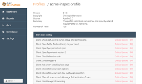 using meta profiles with chef compliance chris rock