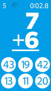 math speed drill on the app store