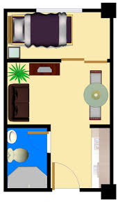 1 Bedroom House Plans by Home Design 2 Bedroom House Plan Plans 1 Snapcastco In One Room