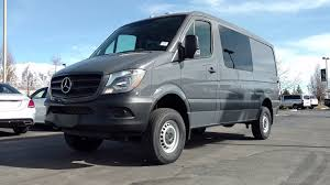mercedes lindon sprinter by mercedes 4x4 gp347020 mercedes of