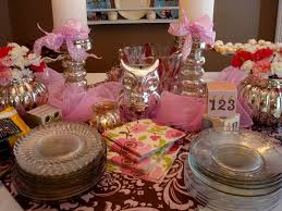 Baby Shower Table Ideas by Baby Shower Table Centerpieces Peeinn Com