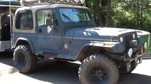 95 Jeep Wrangler Yj Mods Youtube