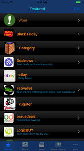 black friday app store deals inodeals daily deals coupon shopping on the app store
