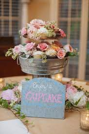 rustic wedding cupcakes 50 beautiful rustic wedding decorations