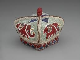 yoruba people the africa guide africa king s informal crown yoruba people ca 1930 70 beads