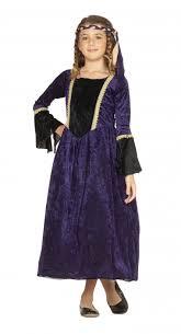 renaissance faire medieval child kids halloween costume