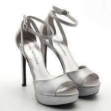 stuart weitzman runway sandals silver runway silver