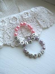 infant name bracelet retro hospital style newborn infant id bracelet baby name bracelet