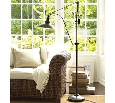 Pottery Barn Lamos Pulley Task Floor Lamp With Warren Table Pottery Barn And 3 O On