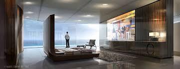 future home interior design impressive architecture and interior design on iron s house