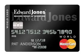personal credit cards edward jones