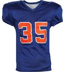 Custom Flag Football Jerseys Customize Youth Fleaflicker Reversible Football Jersey