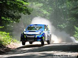 rally subaru subaru driver david higgins clinches second straight rally america